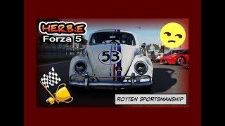 "Video Herbie ""The Love Bug"" -  Rotten Sportsmanship. (Forza 5 Online play) download MP3, 3GP, MP4, WEBM, AVI, FLV Januari 2018"