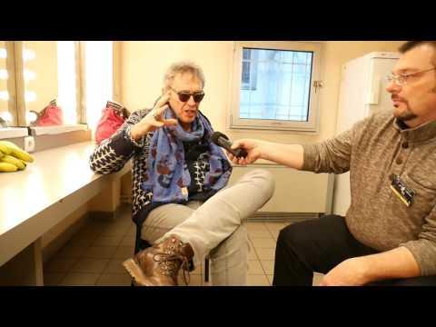 Interview Jean-Patrick Capdevielle le scarabée Chambéry le 3.12.16