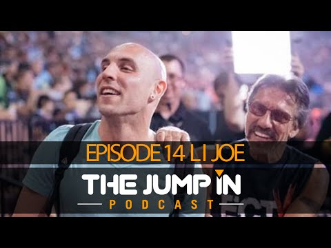 The Jump-In Podcast: Episode 14 walking w/ LI JOE!