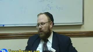 The 12th principle of Rambam: Mashiach and Chabad part 1  2009-11-23