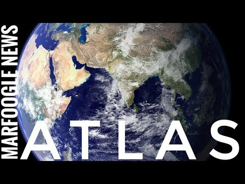 ATLAS IS NEARLY HERE