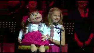 darci lynne 12 year old ventriloquist golden buzzer americas got talent 2017