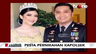 Gambar cover Usai Gelar Pesta Pernikahan di Tengah Covid-19, Kapolsek Kembangan Dicopot | tvOne