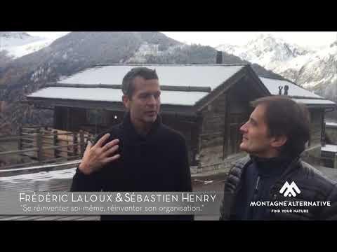 """Frédéric Laloux et Sébastien Henry - """"Reinventing our organization, reinventing ourselves"""""""