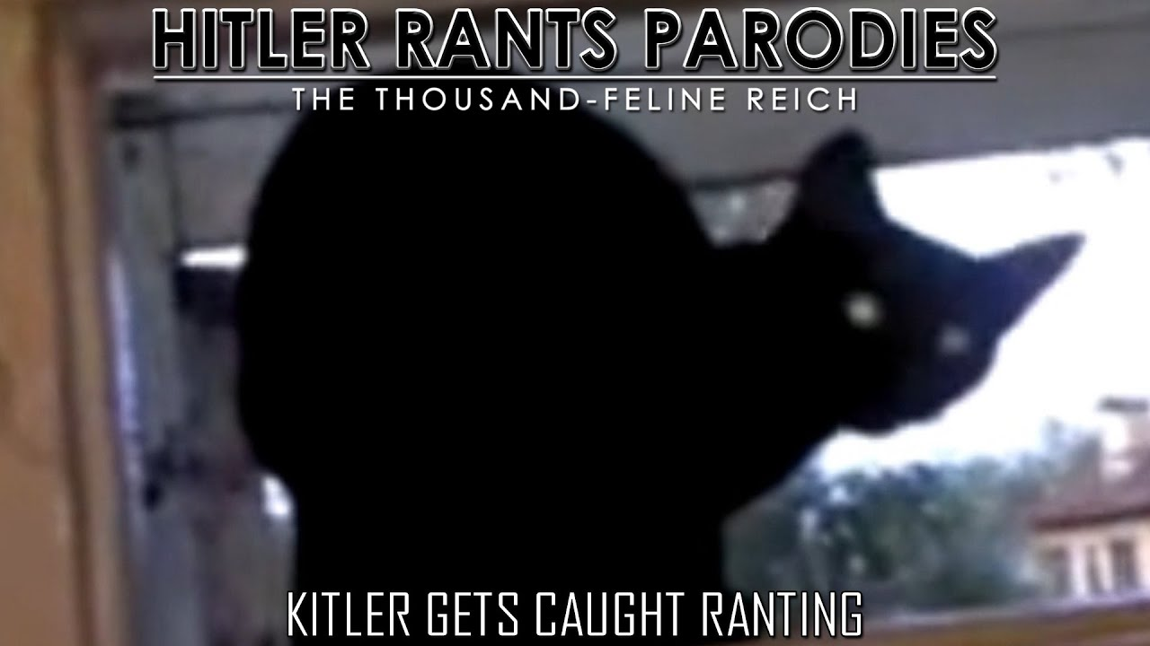 Kitler gets caught ranting