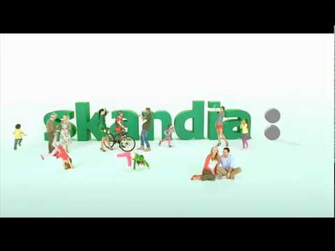 SKANDIA rebranding