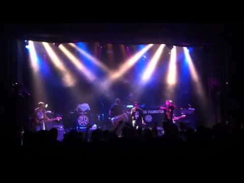 Asian Dub Foundation Live in Athens May 2011 - Rebel Warrior
