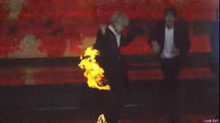 170119 서울가요대상 방탄소년단(BTS) 지민(JIMIN)-불타오르네(FIRE) [4k] by Peach Jelly
