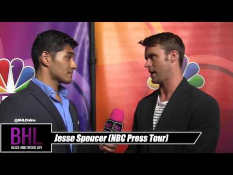 Jesse Spencer At the 2016 NBC Universal Summer Press Tour