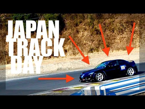Track Racing in Japan - My First Time Ever