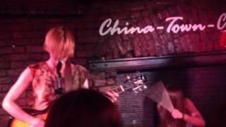 Sonic Death — Паранойя @ China-Town-Cafe, 08.03.13