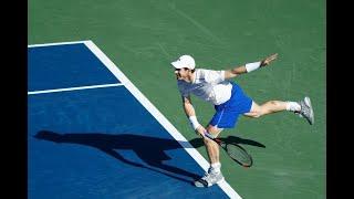 網球/不介意世界排名下滑 墨瑞只想享受比賽