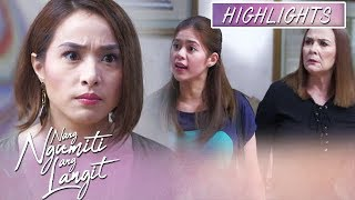 Grace rushes to Katrina to threaten her | Nang Ngumiti Ang Langit (With Eng Subs)