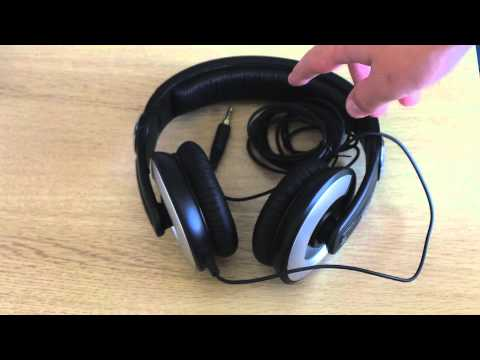 Sennheiser HD205 Review And Sound Test