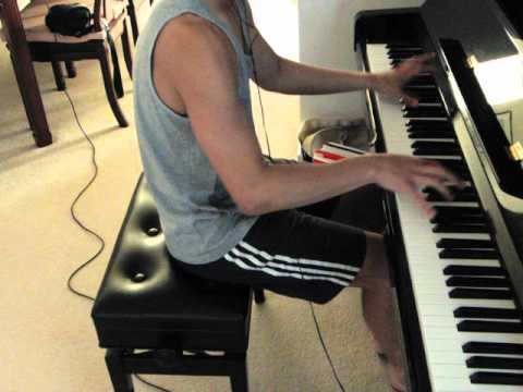 The Great Escape - Boys Like Girls Piano Cover