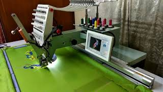 Blouse Embroidery  Machine  Notion 1501
