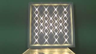 Светодиодные светильник, рассеиватели.(Варианты рассеивателей светодиодных светильников компании