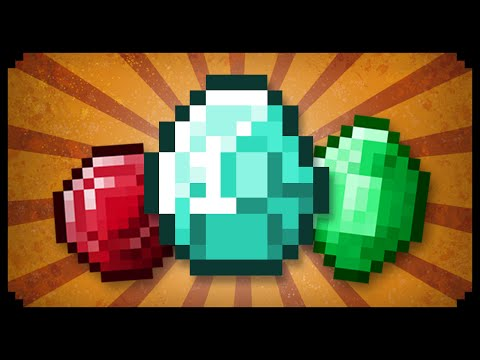 ✔ Minecraft: 10 Things You Didn't Know About Diamonds