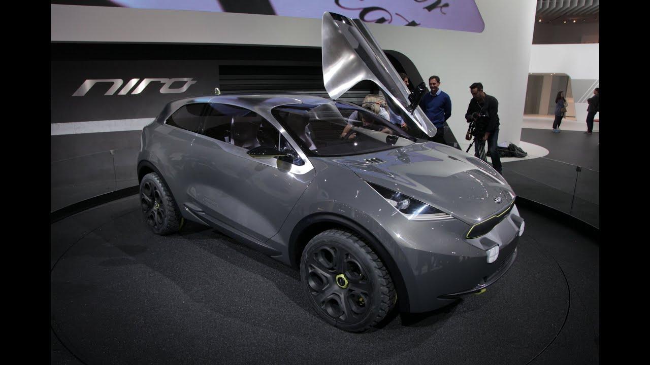 Kia Niro Concept 2017 Frankfurt Motor Show