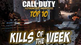 KILLS OF THE WEEK - Call of Duty Advanced Warfare - TOP 10 BEST KILLS