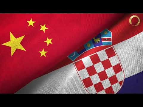 WATCH: China Calls To Strenghthen Exchanges With Croatia