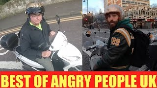 UK CRAZY & ANGRY PEOPLE VS BIKERS | UK ROAD RAGE #47