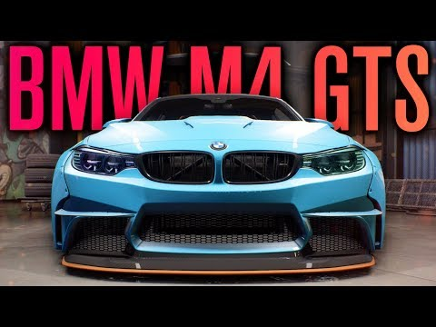 Need for Speed Payback | BMW M4 GTS CUSTOMIZATION GAMEPLAY!