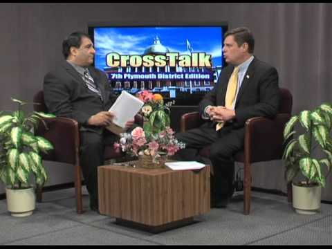 WHCA's 7th Plymouth Disctrict CrossTalk featuring State Rep Geoff Diehl