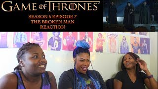 Game of Thrones Season 6 Episode 7 Reaction!!! The Broken Man