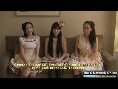 Kalafina's Message to Fans