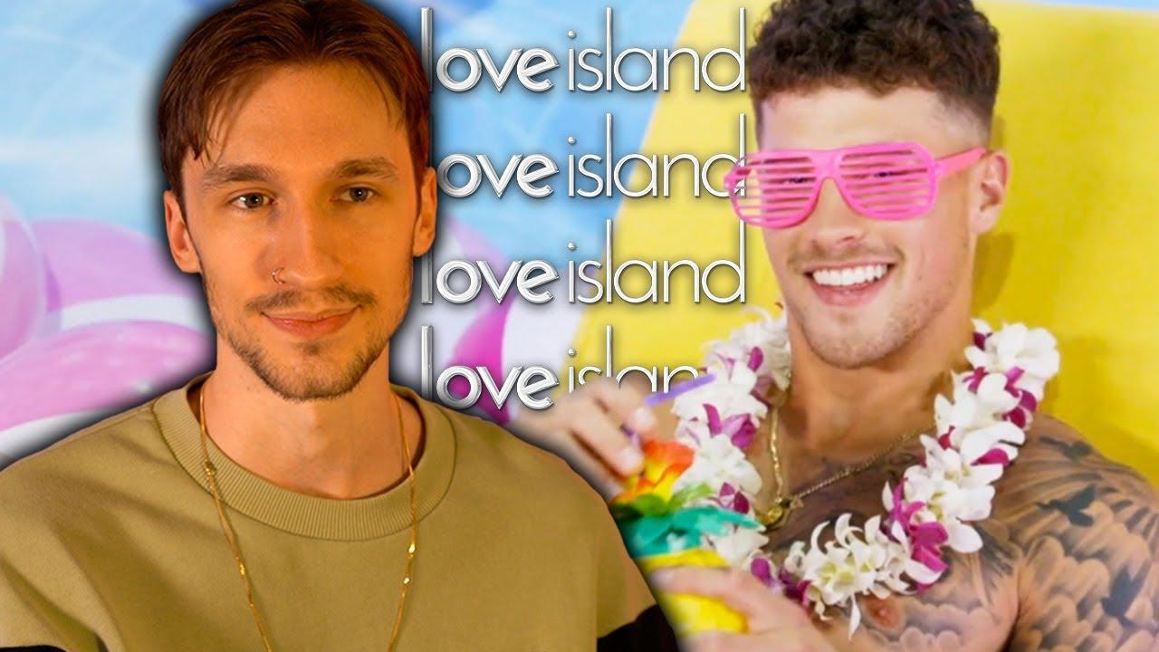Watching LOVE ISLAND (USA) until I hate myself