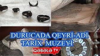 QƏBƏLƏDƏ QEYRİ-ADİ MUZEY-QƏBƏLƏ TV