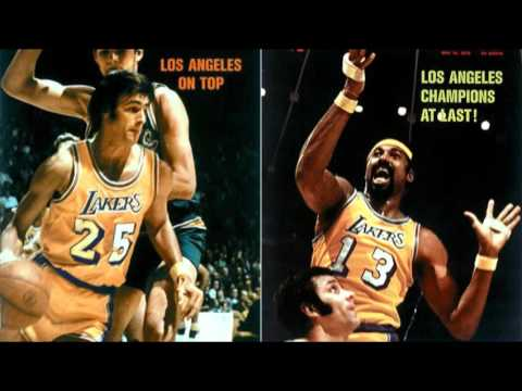 Lakers 33 Game Win Streak