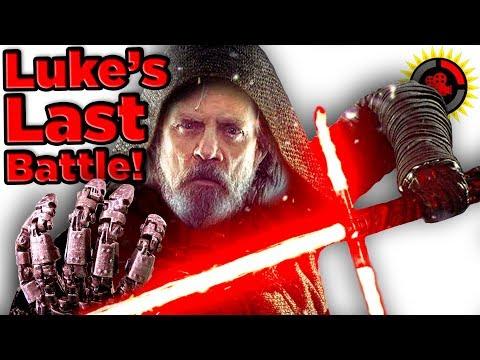 Film Theory: How Luke will DIE (Star Wars: The Last Jedi ENDING REVEALED!)