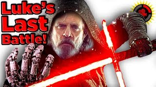 Film Theory: How Luke will DIE (Star Wars: The Last Jedi ENDING REVEALED!)