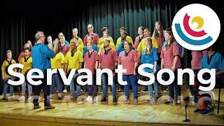 Servant Song - Lyric Video - Cape Town Youth Choir