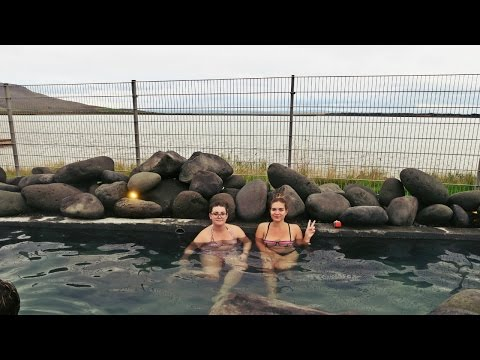 Awesome Day at the Laugarvatn Fontana Spa in Iceland!