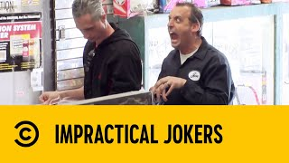 How Not To Do An Accent | Impractical Jokers