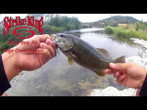 Recon By Bank Fishing, South Umpqua River
