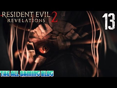 Resident Evil: Revelations 2 - Playthrough Part 13 - End Of Episode 2 |