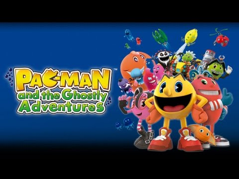 Pac-Man And The Ghostly Adventures (2013) - Full Soundtrack OST