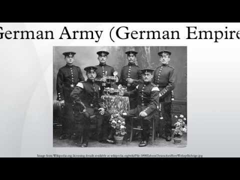 German Army (German Empire)