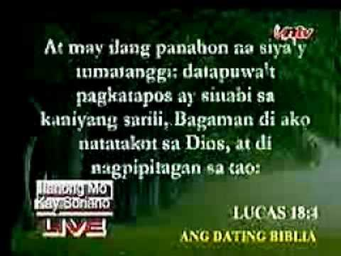 Ang dating daan bible exposition november 2015 nursing 5
