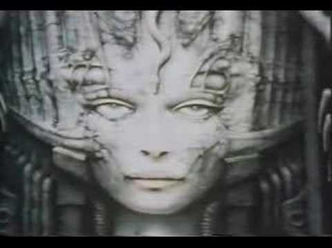 H R Giger  Occult Experience 1987