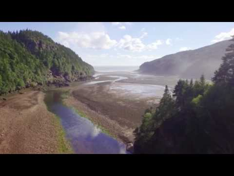 Exploring Canada's eastern coast