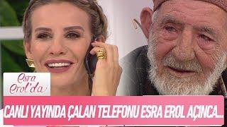 Canlı Yayında çalan Telefonu Esra Erol Açınca...   Esra Erol'da 5 Ekim 2018
