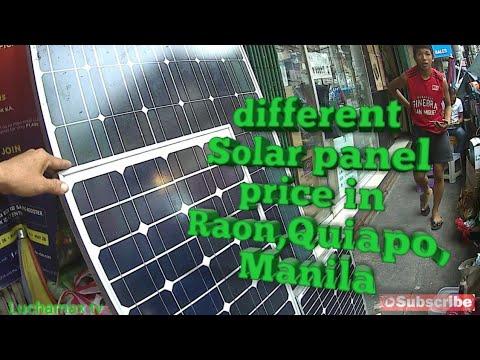 different-solar-panel-price-in-raon,-quiapo,-manila