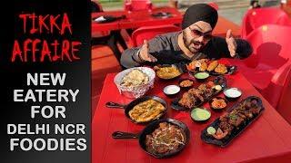Tikka Affaire - Punjabi non veg dishes | Noida Non Veg Food