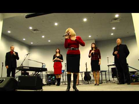 Tami Crist Starkel (Crist Family) sings His Strength Is Perfect