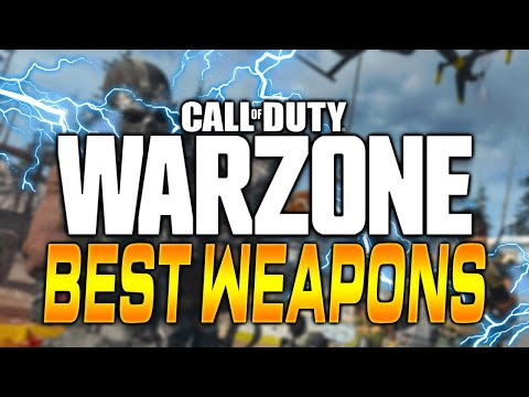 call-of-duty:-warzone-best-weapons-to-use-so-far!-(base-weapons-and-variants)